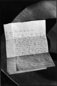Good-Bye Letter