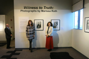 Witness to Truth Opening
